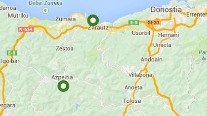 pk on tour azpeitia zarautz