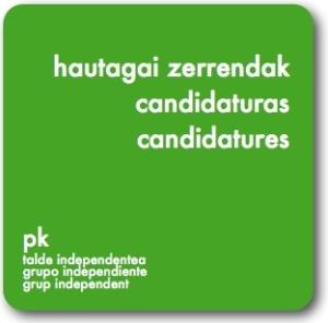 pk hautagai zer logo